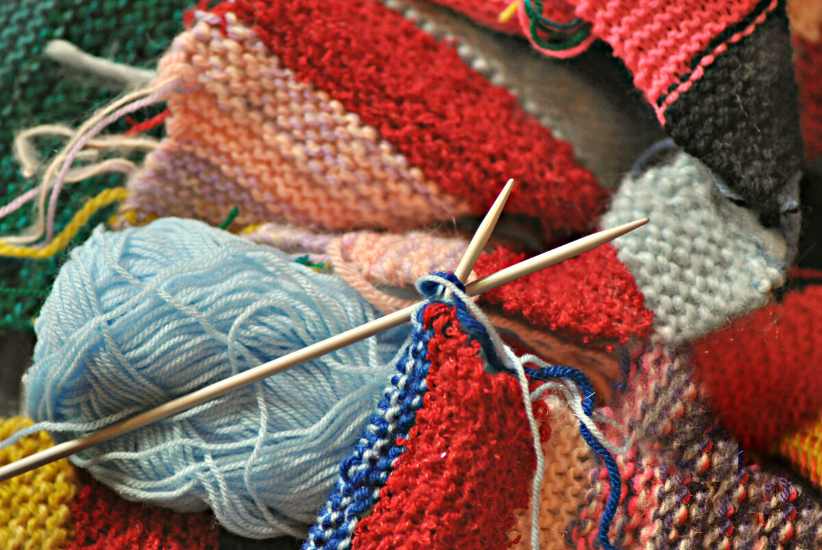 Crochet and Knitting Group