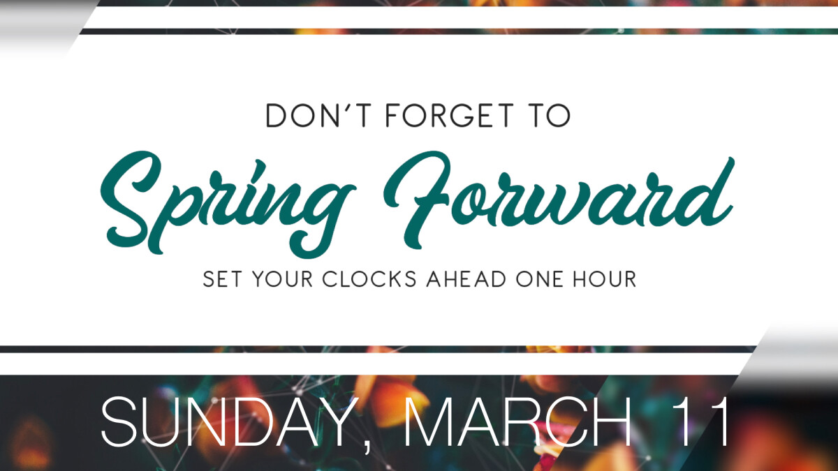 how to help children with daylight savings time ending