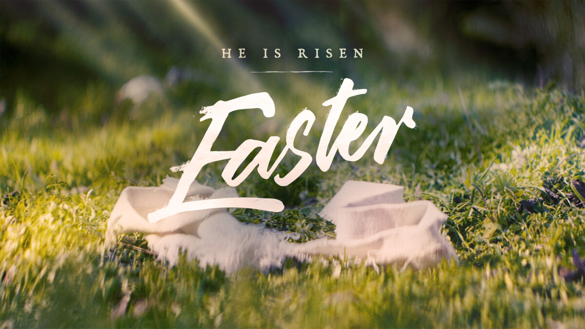Easter Sunday Worship Services - 8:00 am & 10:15 am