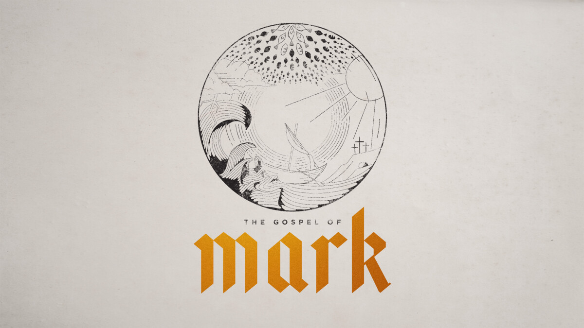 Gospel of Mark Bible Study