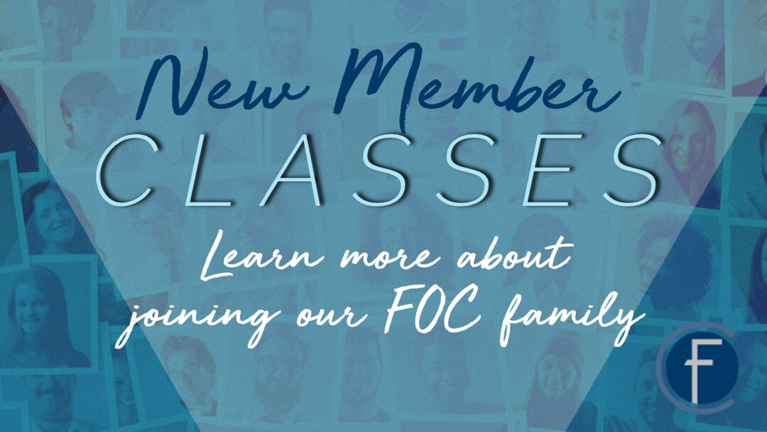 New Member Classes / January 2021