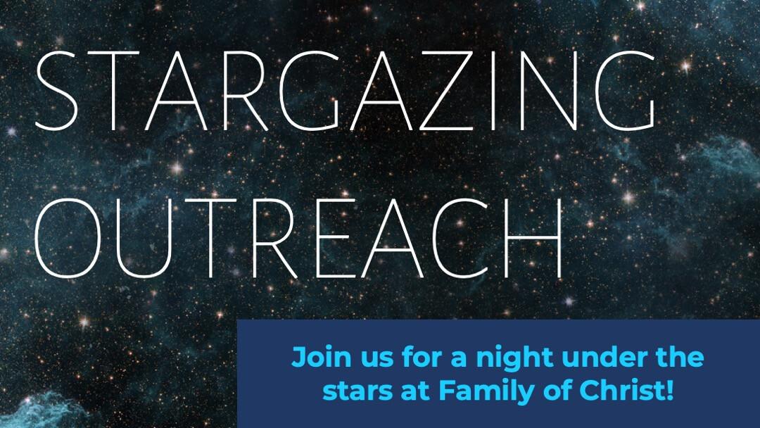 Stargazing Outreach // October 15