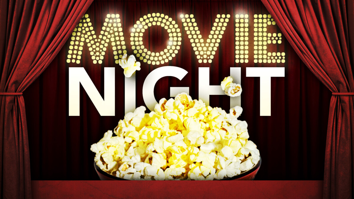 Movie Night - Luther // October 29